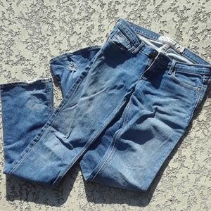 Hollister vence boot jeans